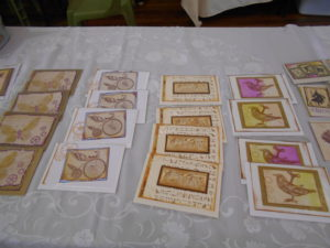 Steampunk & Egyptian cards